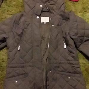 Polyester rayon jacket